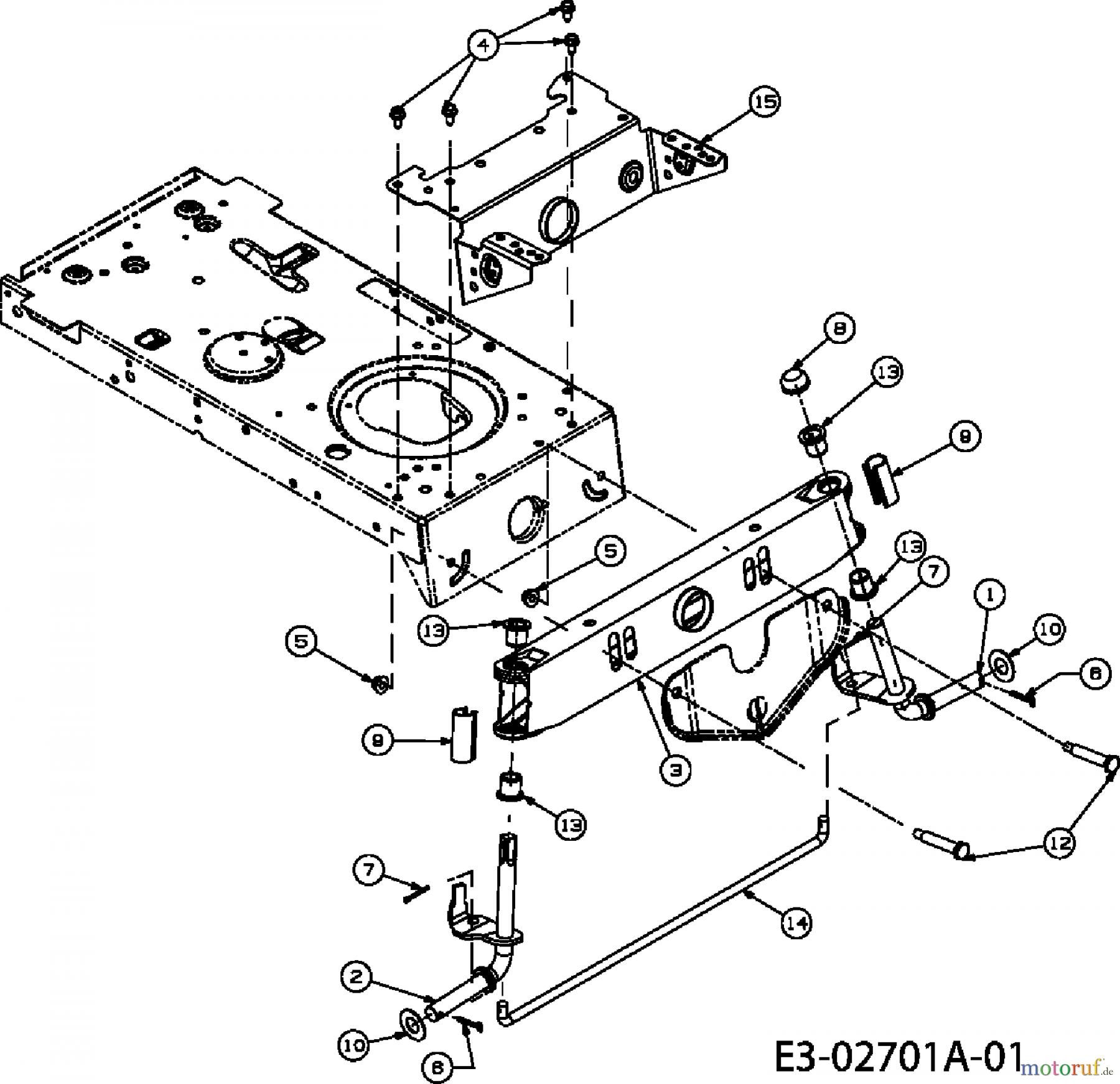 Differential For Mtd Lawn Tractor : Mtd untill lawn tractors rs  a g