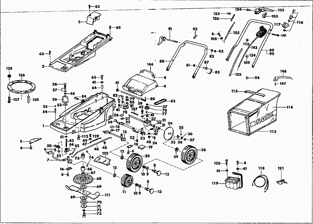 wiring diagram for wizard mower with Push Mower Parts Diagram on Push Mower Parts Diagram furthermore T6165235 Iget diagram besides Murray Drive Belt Diagram 352602 together with Wheel Horse 416 8 Wiring also Wiring Diagram For Cub Cadet Lt1045.