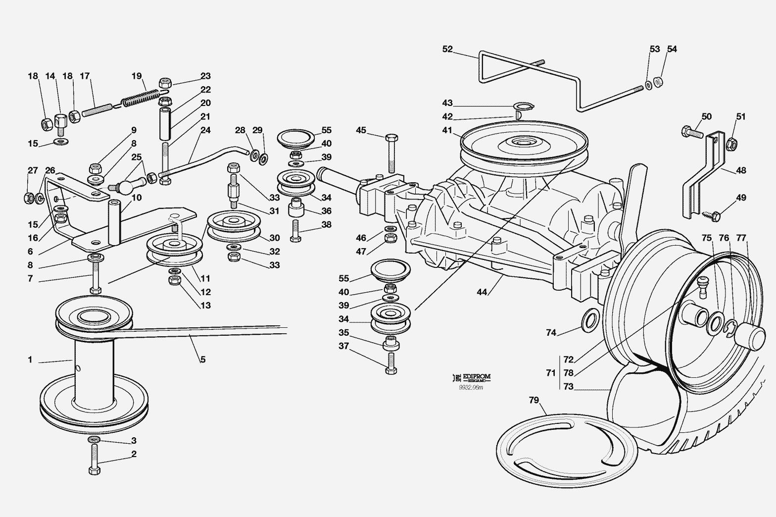 John Deere 100 Series Parts Diagram together with QK3v 9483 additionally Hydraulic Diagram John Deere 310 B Backhoe as well Wiring Diagram For Craftsman Walk Behind Mower as well 250 Jd Skid Steer Wiring. on john deere garden tractors sale