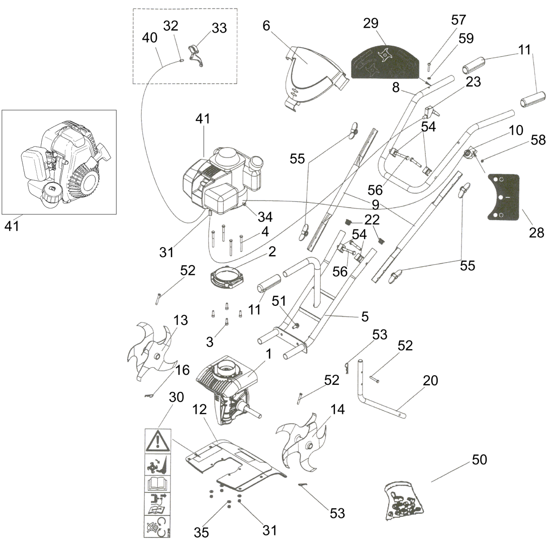 3y83a Wiring Diagram Craftsman Riding Lawn Mower Need One besides Massey Ferguson 165 Parts Diagram likewise Honda Hs50 Snowblower Parts Diagram further 177067 Wtb Ignition Switch 1254 1256 A also Ford 501 Sickle Mower Diagram. on gilson wiring diagram